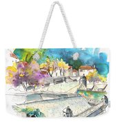 Fort In Valenca In Portugal 01 Weekender Tote Bag