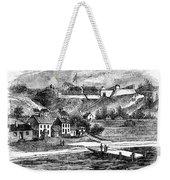 Fort Mackinac, C1814 Weekender Tote Bag