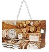 Fort Macon Food Supplies_9070_3759 Weekender Tote Bag