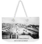 Fort Mchenry, 1862 Weekender Tote Bag
