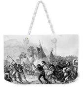 Fort Mckenzie, 1833 Weekender Tote Bag by Granger