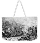 Fort Pillow Massacre, 1864 Weekender Tote Bag