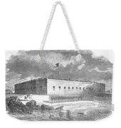 Fort Pulaski, Georgia, 1861 Weekender Tote Bag