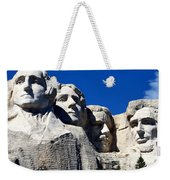 Fortitude In America Weekender Tote Bag