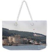 Fortress Canakkale And War Memoriel - Dardanelles Weekender Tote Bag