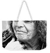 Fortune Teller Black And White Weekender Tote Bag