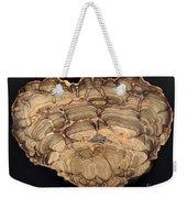 Fossil Stromatolite Weekender Tote Bag