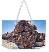 Fossil Tree Weekender Tote Bag