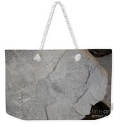 Fossilized Fern Weekender Tote Bag