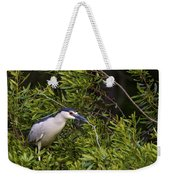 Found A Really Big Stick Weekender Tote Bag
