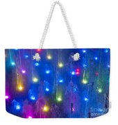 Fountain Of Color Weekender Tote Bag