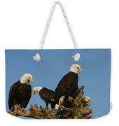 Four Beauty's Weekender Tote Bag