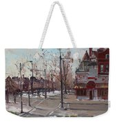 Four Corners At Bidwell Parkway Weekender Tote Bag