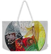 Four Directions  2 Weekender Tote Bag by Arla Patch