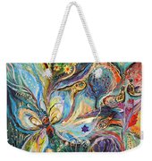 Four Elements Air Part 2 From 4 Weekender Tote Bag