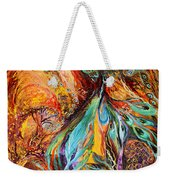 Four Elements Earth Part 3 From 4 Weekender Tote Bag