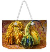 Four Gourds Weekender Tote Bag
