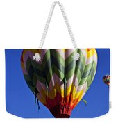 Four Hot Air Balloons Weekender Tote Bag