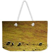 Four Sheep Weekender Tote Bag