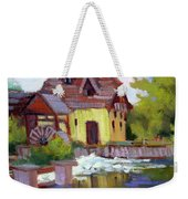 Fourge Mill Giverny Weekender Tote Bag