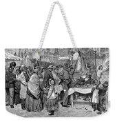 Fourth Of July, 1888 Weekender Tote Bag