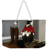 Fox Hunt Decorations Weekender Tote Bag