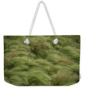 Foxtail Barley And Western Wheatgrass Weekender Tote Bag