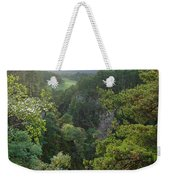 Foyers Valley Weekender Tote Bag