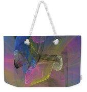 Fractimagination Weekender Tote Bag