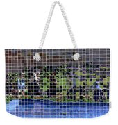 Fractured Image Weekender Tote Bag