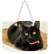 Fragile Mimi Weekender Tote Bag