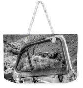 Framed Weekender Tote Bag by Bob Christopher