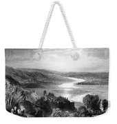 France: Chateau, 1853 Weekender Tote Bag