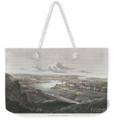 France: Dieppe, 1822 Weekender Tote Bag
