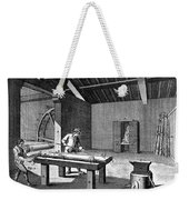 France: Iron Mill, C1750 Weekender Tote Bag