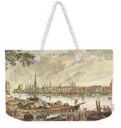 France: La Rochelle, 1762 Weekender Tote Bag