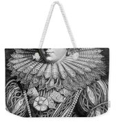 France: Noblewoman Weekender Tote Bag