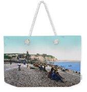 France: Resort, C1895 Weekender Tote Bag