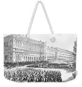 France: Revolution Of 1848 Weekender Tote Bag