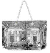 France: Royal Visit, 1855 Weekender Tote Bag
