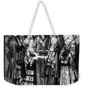 France: Royal Wedding Weekender Tote Bag