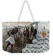 France: Socialism, 1900 Weekender Tote Bag