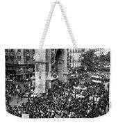 France: Strike, 1968 Weekender Tote Bag