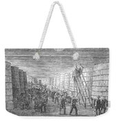 France: Winemaking, 1854 Weekender Tote Bag