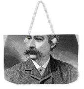Francis Brett Harte Weekender Tote Bag