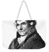 Francois Chaussier, French Physician Weekender Tote Bag