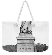 Francois Rabelais Weekender Tote Bag by Granger