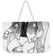 Francois Vidocq (1775-1857) Weekender Tote Bag