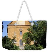 Franconian Village Church Weekender Tote Bag
