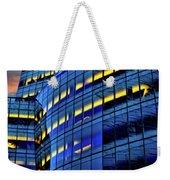 Frank Gehrys Iac Building Weekender Tote Bag